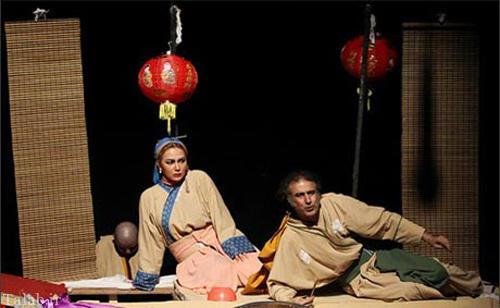 تصاویر دیدنی و جذاب از آنا نعمتی در نقش یک زن چینی