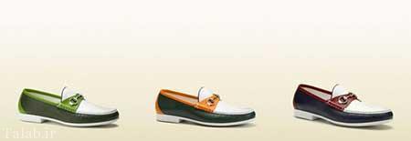 جدیدترین کفش های مردانه سال 95 مدل برند گوچی