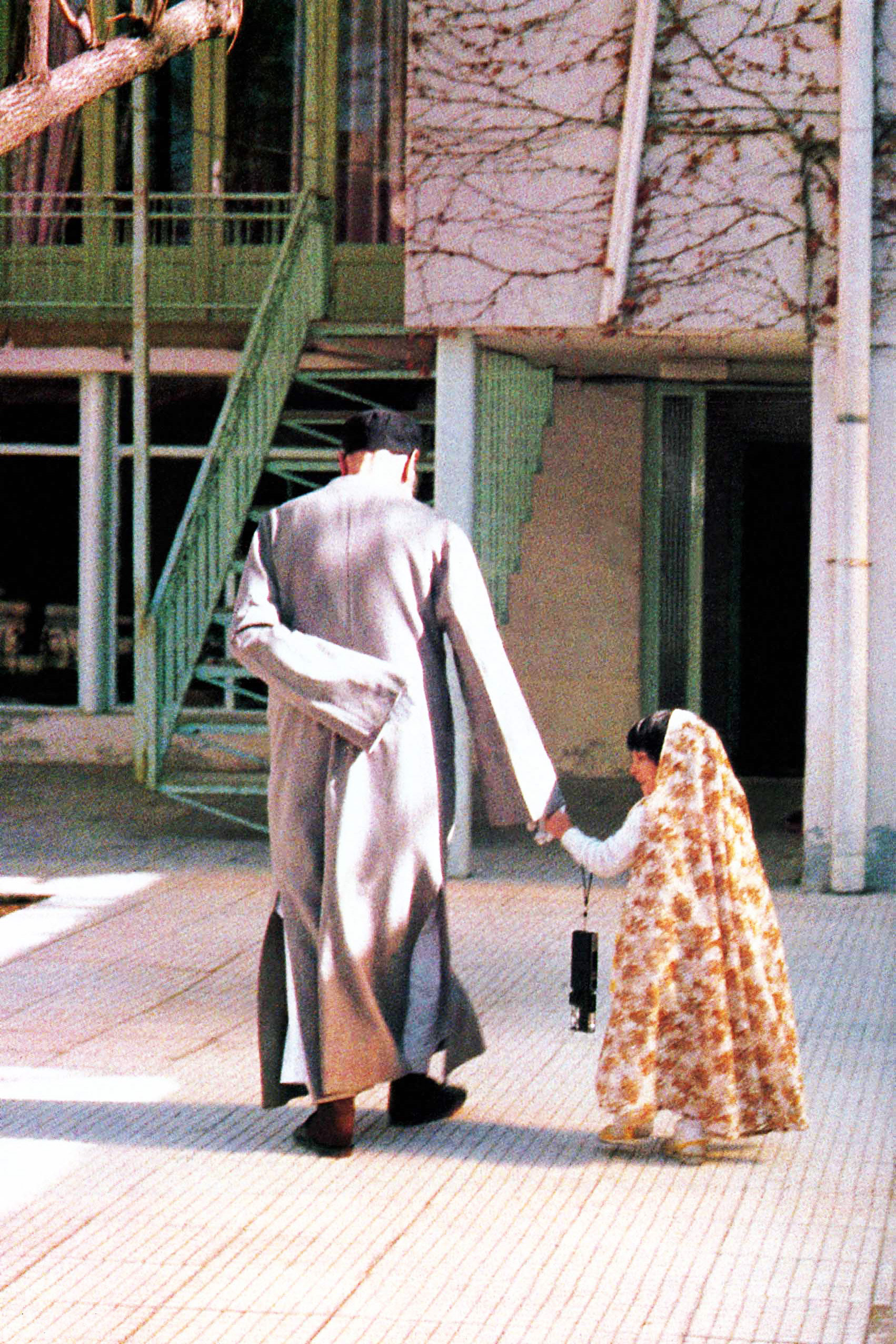تصاویری از منزل امام خمینی (ره) در خمین