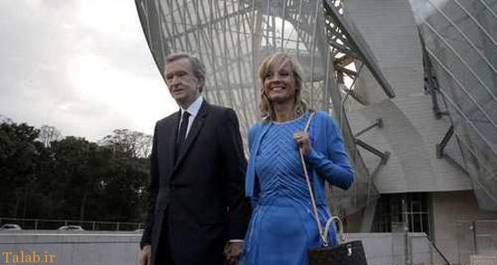 ثروتمندترین زن و شوهرهای جهان (+ عکس)