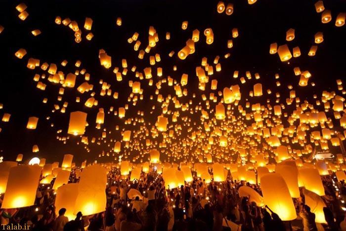 20 فستیوال جالب و دیدنی در سراسر دنیا