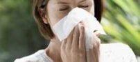 درمان آلرژی فصل بهار