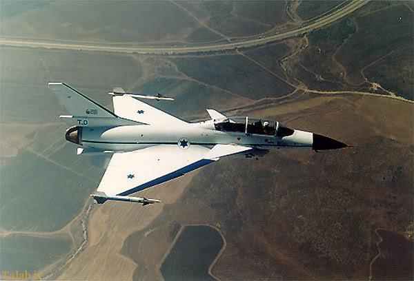 معرفی و آشنایی با جنگنده اسرائیلی کفیر