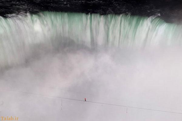 خطرناکترین بدلکار جهان (+تصاویر)