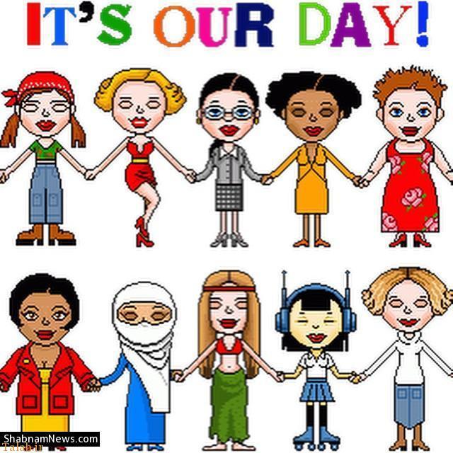 سوختن زنی در روز جهانی زن +18
