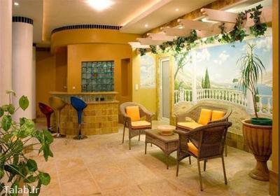 عكس هایی از خانه ای زیبا در لواسان