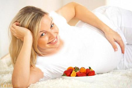 نشانه های بارداری چیست؟