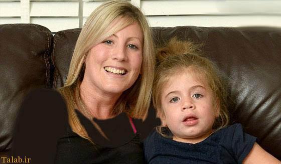 این دختر با وجود بیماریش کوچکترین مانکن دنیا شد