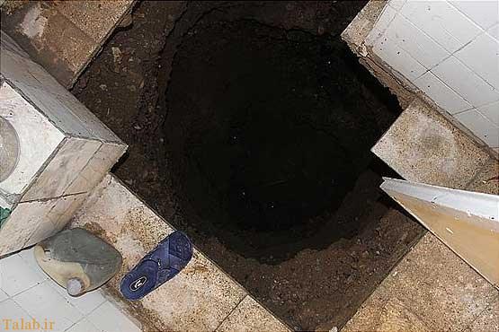 چاه حمام، زن جوان تهرانی را بلعید !+ عکس