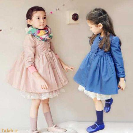 مدل مانتوهای فانتزی کودکانه 2019