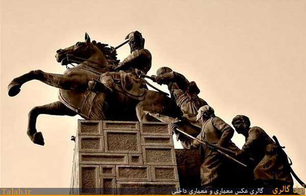 آرامگاه نادرشاه در مشهد + عکس