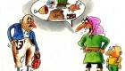 ادبیات طنز هفت سین و عید نوروز