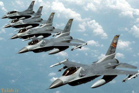آشنایی با جنگنده اف-16 اف