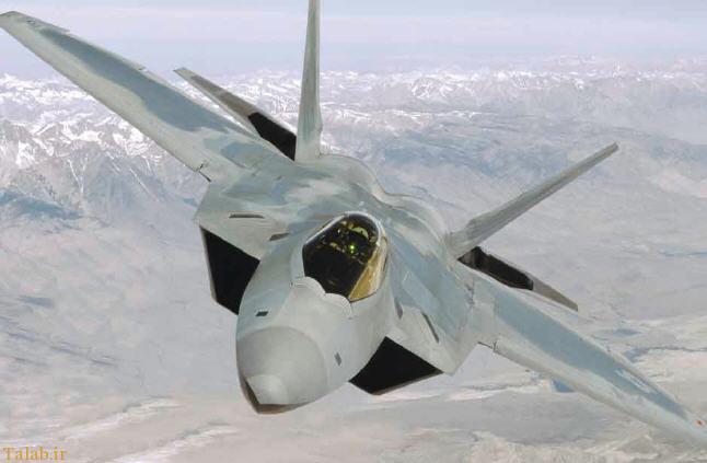 معرفی هواپیمای جنگنده نوین رپتور