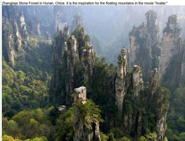 عکسهای دیدنی از نقاط مختلف دنیا