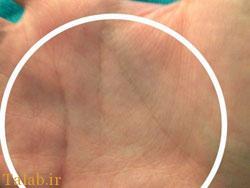 رمز و راز نشانه M در کف دست