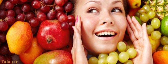 درمان خشکی پوست در زمان روزه داری