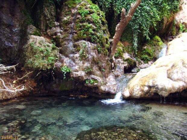 آشنایی با تنگه بستانک بهشت کوچک ایران