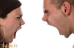 ۶ نكته برای آرام کردن شوهران خشمگین