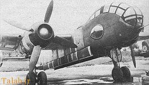 هواپیمای یونکرس Ju 88