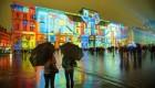 عکس جالب و دیدنی از جشنواره نور در لیون فرانسه
