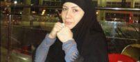 زن رقاصی که با زیارت حرم امام رضا (ع) توبه کرد + عکس