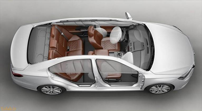 مشخصات خودروی جدید لیفان 820