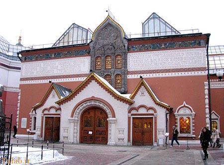 دیدنی ترین مکان های گردشگری مسکو + عکس