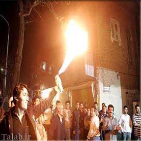 آشنایی با سنت ها و تاریخ چهارشنبه سوری