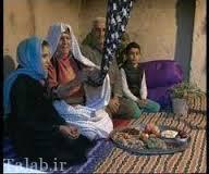مراسم زیبای چهارشنبه سوری در منزل
