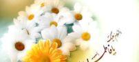 کارت پستال تبریک میلاد حضرت فاطمه زهرا (س)