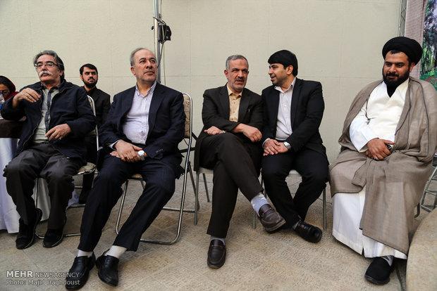 کاشت نهال توسط بازیگران معروف ایرانی در روز درختکاری