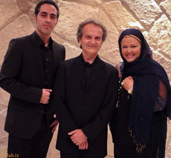 عکس های بازیگران و هنرمندان ایرانی در سال جدید