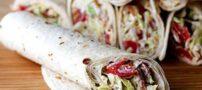 اموزش طرز تهیه ساندویچ تن ماهی شامی