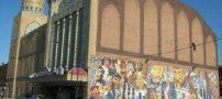 قصری به سبک ایرانی در شیکاگو (+عکس)