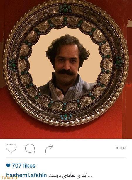 تصویر چهره های در شبکه اجتماعی قبل از سال 95