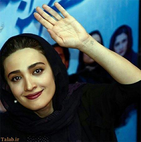 عکس مینا ساداتی در شبکه های اجتماعی + بیوگرافی