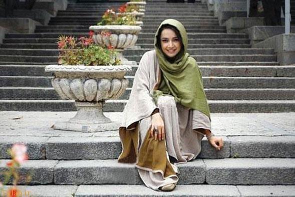 شبنم قلی خانی سفیر محیط زیست شد + عکس