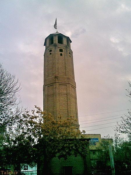 نخستین ایستگاه آتش نشانی ایران !
