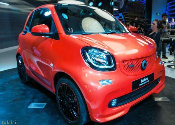 بهترین خودروهای نمایشگاه پکن را ببینید (+عکس)