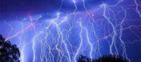 عکس های زیبا و دیدنی از رعد و برق