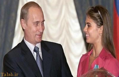 ازدواج مجدد پوتین با دختر زیبای ژیمناستیک کار + عکس