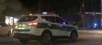 ماشین پلیس سانتافه + عکس