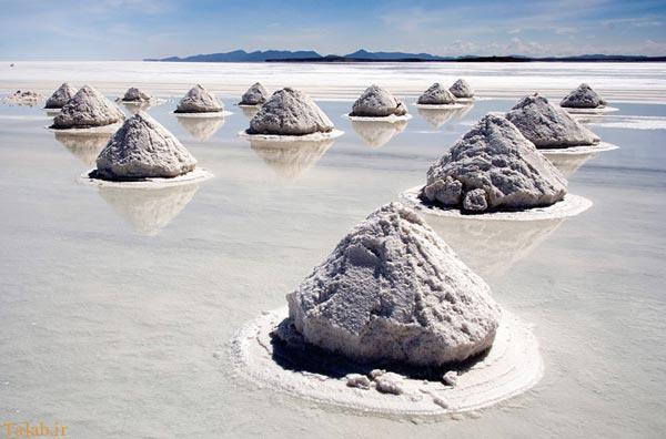 دانستنیهای مهم در مورد نمک