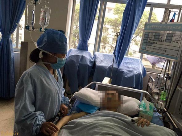 جراحی بزرگترین تومور در بدن انسان (+عکس)