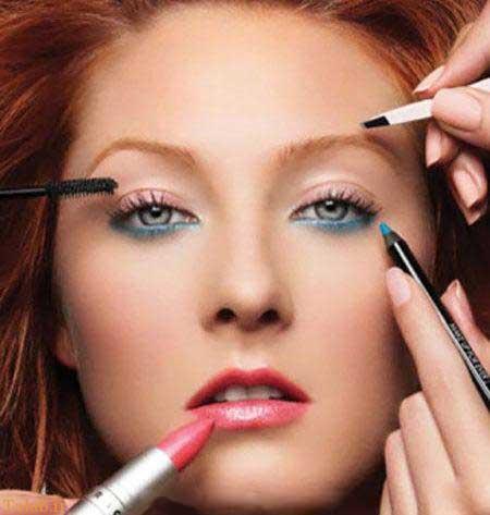 10 روش قدیمی ولی حرفه ای برای آرایش