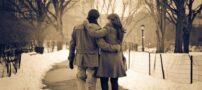 عکس عاشقانه دختر و پسر + متن عاشقانه