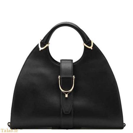 عکس جدیدترین مدل کیف های زنانه به رنگ مشکی