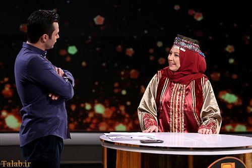 حرف های بهنوش بختیاری در برنامه تلویزیونی سه ستاره