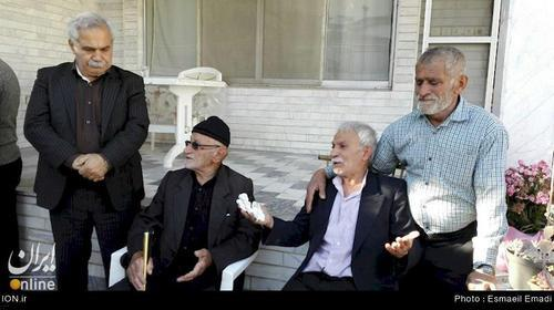 خانه پدری مهرداد اولادی در قائم شهر (عکس)